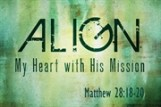 Align My Heart with His Mission