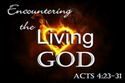 Encounters the Living God