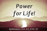 Power for Life!